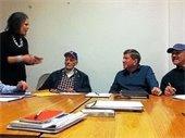 Veterans Writing Group